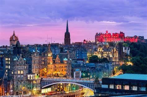 Choses à faire à Edimbourg