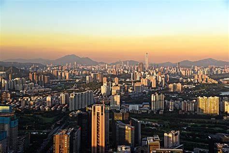 Les principales attractions de Shenzhen, Chine