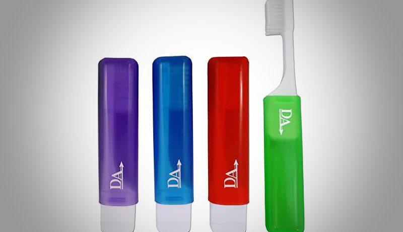 mini brosse à dents voyage