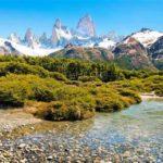 Patagonie en Amérique du Sud